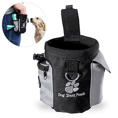 Kibble 3 Ways To We Treats Dog Treat Training Pouch By Built Easily Carries Dog Toys Built In Waste Poop Bag Dispenser