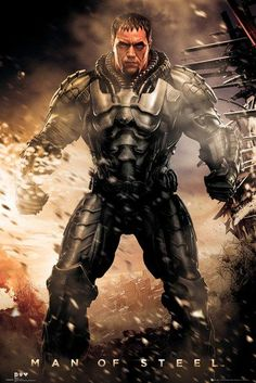 General Zod Armour