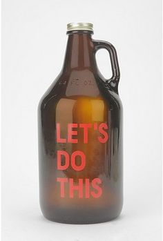 Portland has so many growler filling places.
