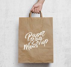 Bag mockup is suitable for the shopping cart design works, product mockup. Searching for mock-ups to showcase your print designs. So here is the list of 55 Free Shopping Bag Mockup PSD.