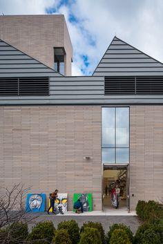 Logan Center for the Arts, University of Chicago / Tod Williams Billie Tsien & Associates (7)