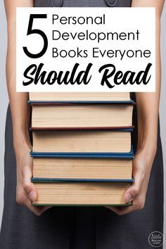 5 Personal Development Books Everyone Should Read by Natalie Bacon