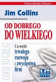 Od dobrego do wielkiego (Jim Collins)