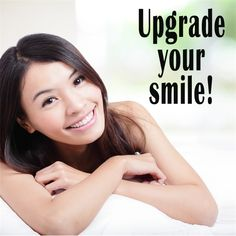 Have you ever wanted to upgrade your smile?  #Dentist #Dentistry #Dental…