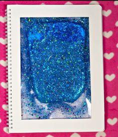 Sarabeautycorner galaxy water notebook sara beauty corner diy, school suplies, diy galaxy, back School Supplies List Elementary, Middle School Supplies, School Supplies For Teachers, School Supplies Organization, Diy For Teens, Diy For Kids, Sara Beauty Corner Diy, School Suplies, Back To School Party