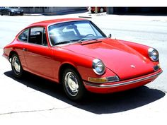 1965 Porsche 912 SWB