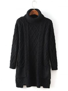 GET $50 NOW | Join RoseGal: Get YOUR $50 NOW!http://www.rosegal.com/sweaters/thick-fisherman-side-slit-long-736656.html?seid=7393221rg736656