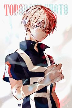 Todoroki Shouto - Boku No Hero Academia #GG #anime