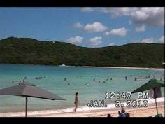 Isla Culebra-Puerto Rico