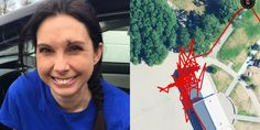 This Jogger Fought Off a Mid-Run Assault and Her Fitness Tracker Captured the Entire Thing
