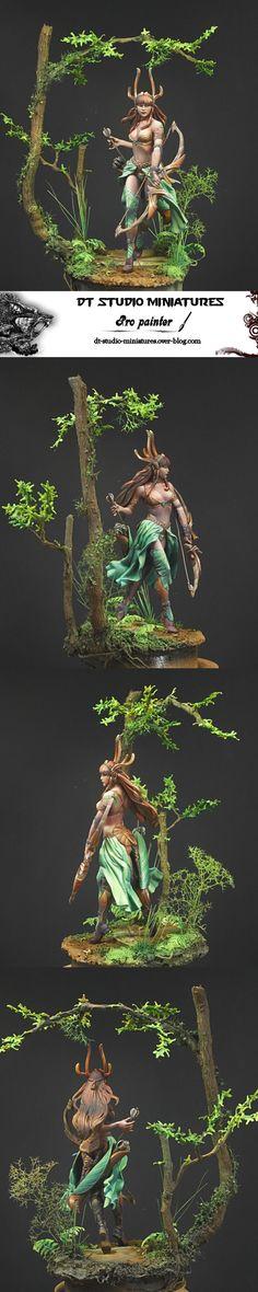 Wood Elf by Pegaso