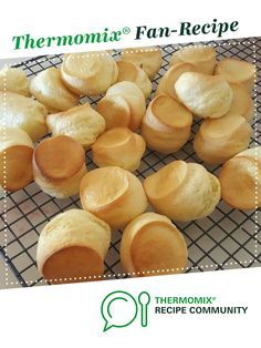 Variation Brazilian cheese puffs GF DF by Jennifer McLachlan. A Thermomix <sup>®</sup> recipe in the category Baking - savoury on www.recipecommunity.com.au, the Thermomix <sup>®</sup> Community.