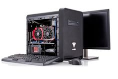 One disappointment is that, at this price, the Warbird Gam3r comes with only 8GB of RAM as standard.