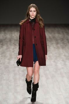 The Best Runway Looks at NYFW Fall 2014 // Jill Stuart