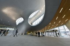 Arnhem - The Netherlands - Railway station