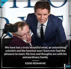 """RIP Stephen Hawking 741 Likes, 6 Comments - Movies 