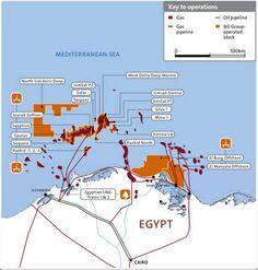 Bg Group, Gas Pipeline, Power Energy, Mediterranean Sea, Find Image, Egypt, Solar, Around The Worlds, Deep