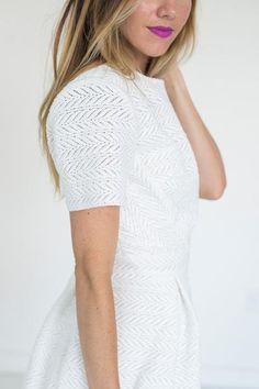 Charlotte Lace Dress  \\  @mindymaesmarket