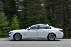 Da isser – der neue 7er! Der neue BMW 7er!