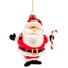 Mit dieser weihnachtlichen Figur kommt Ihre Deko ganz groß raus: Der originelle Baumschmuck zeigt Größe und viel Liebe zum Detail. Das wird man so leicht nicht übersehen. Aus Glas, handbemalt. Weitere Figuren erhältlich. Alle Jahre wieder präsentiert Butlers den schönsten Weihnachtsschmuck. Von klassisch bis modern, von besinnlich bis beschwingt. Zum Verschenken und sich selbst Verwöhnen. Für echte und künstliche Christbäume, für Tannenzweige und Ihre ganz persönlichen Dekoideen. Das...