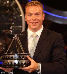 2008 Chris Hoy - Cycling