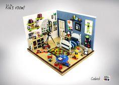 Kid's room | by Cesbrick