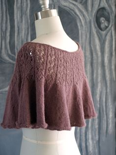 Fable Cardigan knitting pattern