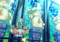 The Legend of Zelda: Skyward Sword / Link / 「ラネール錬石場発 時の神殿行き」/「パッソン原」の漫画 [pixiv]