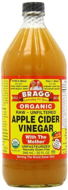 Skincare Saturday: 5 fabulous uses for Apple Cider Vinegar (acne, skin care, and more!)