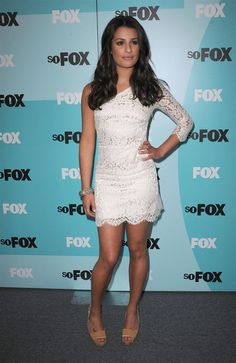 Lea Michele Love her and the dress!!