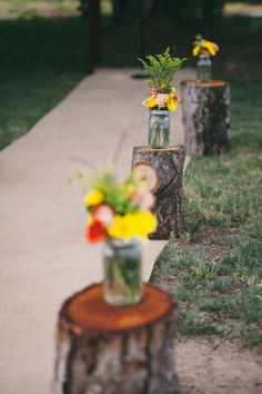 Tree Wedding Aisle