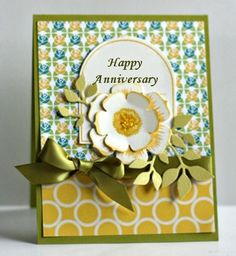 Anniversary Greetings