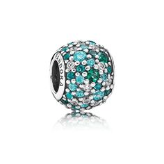 Beads Competent Pave Shimmering Open Bangle Logo Spacer Caps With Cubic Zirconia Beads Fit Pandora Bracelet 925 Sterling Silver Charm Jewelry