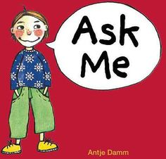 Ask Me- full of questions to get conversations started