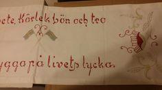 bonad broderad JUGEND retro på Tradera.com - Hemtextil övrigt | Retro, Paper Shopping Bag, Youth, Rustic