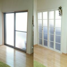 mikiさんの、オーダー,窓枠DIY,壁/天井,のお部屋写真