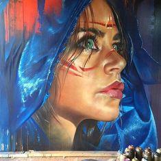Adnate #streetartportraits