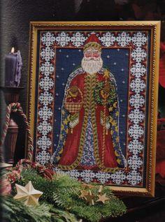 Gallery.ru / Фото #6 - A Cross-Stitch Christmas - OlgaHS