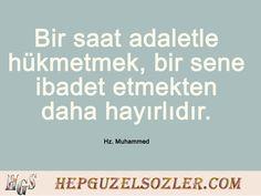 Hz Muhammed'in Adalet Üzerine Sözleri Muhammed Sav, Allah, Sayings, Words, Betta, Baby, Lyrics, Newborns, God
