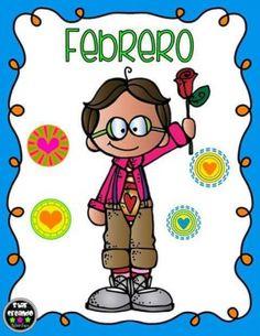 Mes del año portadas (2) Kindergarten Activities, Educational Activities, Preschool, School Tool, School Hacks, Classroom Birthday, Classroom Decor, Teacher Notes, Teacher Gifts