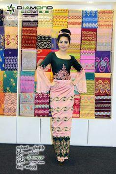 Myanmar Traditional Dress, Thai Traditional Dress, Traditional Outfits, Thai Dress, Dress Up, Myanmar Dress Design, Batik Dress, African Fashion Dresses, Designer Wedding Dresses