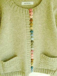 Sweater in Honeydew