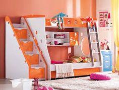 Resultado de imagen para Bunk Beds with stairs
