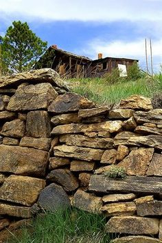 Old Cabin in Colorado