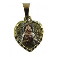 #AMULETO #JudasTadeo Tumbaga Medalla Ovalo 3 Metales 2.7 cm aprox.