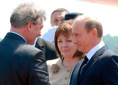 Who is Putin's ex-wife - Business Insider