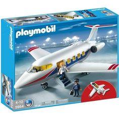 Playmobil Leisure Jet [5954]
