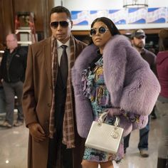 """97.5k Likes, 598 Comments - taraji p henson (@tarajiphenson) on Instagram: """"The #Lyons are back tonight #Empire That #Cookie and #Lucious kind of love """""""
