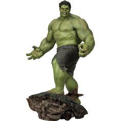 Estatua Hulk The Avengers Marvel diorama