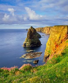 ✯ Duncansby Stacks - Caithness, Scotland